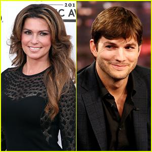 Shania Twain Playfully Sasses Out Ashton Kutcher After 'The Ranch' Joke