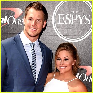 Olympian Shawn Johnson Marries Football Player Andrew East
