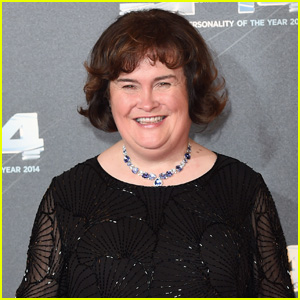 Susan Boyle Hospitalized After Incident at Heathrow Airport