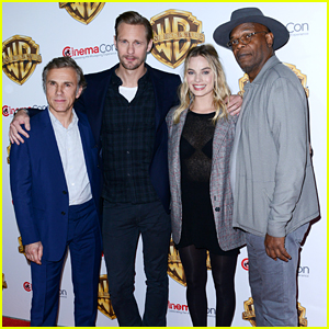 Alexander Skarsgard Leads 'Legend of Tarzan' Cast at CinemaCon