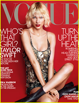 Taylor Swift on Calvin Harris: 'I'm in a Magical Relationship'