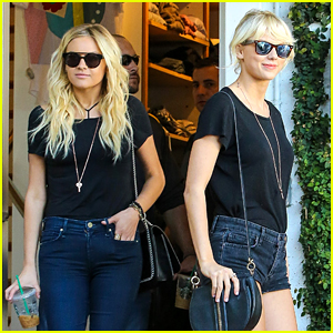 Taylor Swift Gets in Some Retail Therapy with Kelsea Ballerini!