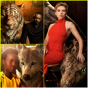 'The Jungle Book' 2016 Cast: Who Voices the Characters?