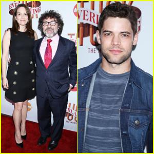 Tina Fey & Hubby Jeff Richmond Have Broadway Date Night At 'Tuck Everlasting' Opening!