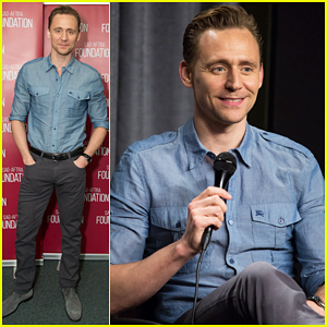 Tom Hiddleston Talks 'Kong: Skull Island': 'It's Going To Be Spectacular & Epic'!