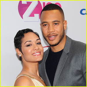 Empire's Trai Byers & Grace Gealey Are Married!