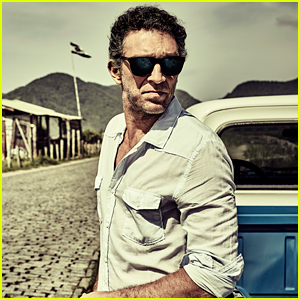 Vincent Cassel Is Eyewear Brand Vuarnet's New Face