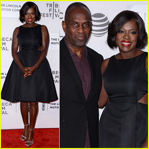 Viola Davis Premieres 'Custody' at Tribeca Film Festival 2016