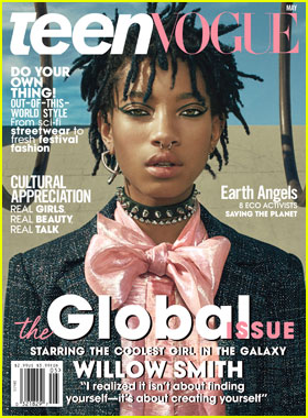 Willow Smith Says She & Brother Jaden Are Like Identical Twins