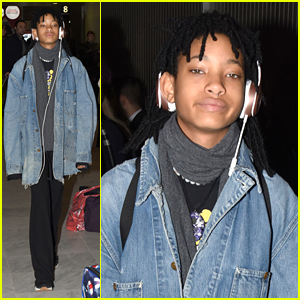 Willow Smith Talks Touring MIT Campus After Fashion Week