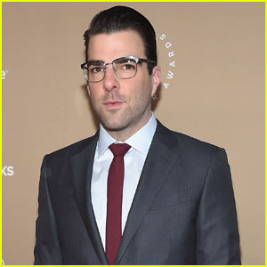 Zachary Quinto Was Proud to Vote for Hillary Clinton