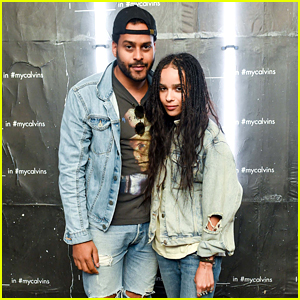 Zoe Kravitz & Boyfriend Twin Shadow Couple Up at Coachella 2016