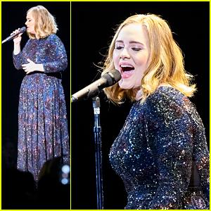 Adele Reacts to 'Lemonade,' Thanks God for Beyonce