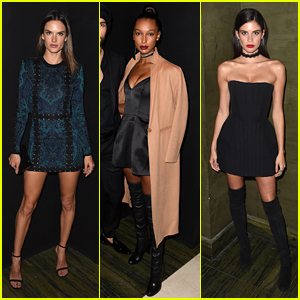 Alessandra Ambrosio & More Heat Up Met Gala 2016 After Party