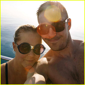 Amy Schumer's Boyfriend Ben Hanisch Celebrates Their 6 Month Anniversary!