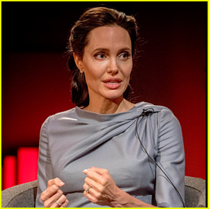 Angelina Jolie Slams Trump's Anti-Muslim Remarks