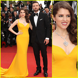 Justin Timberlake & Anna Kendrick Put on Their Finest for Cannes 2016 Opening Gala!
