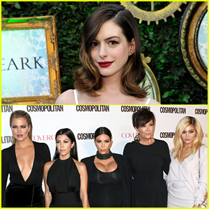 Anne Hathaway Apologizes After Throwing 'Unintended' Shade at Kardashians