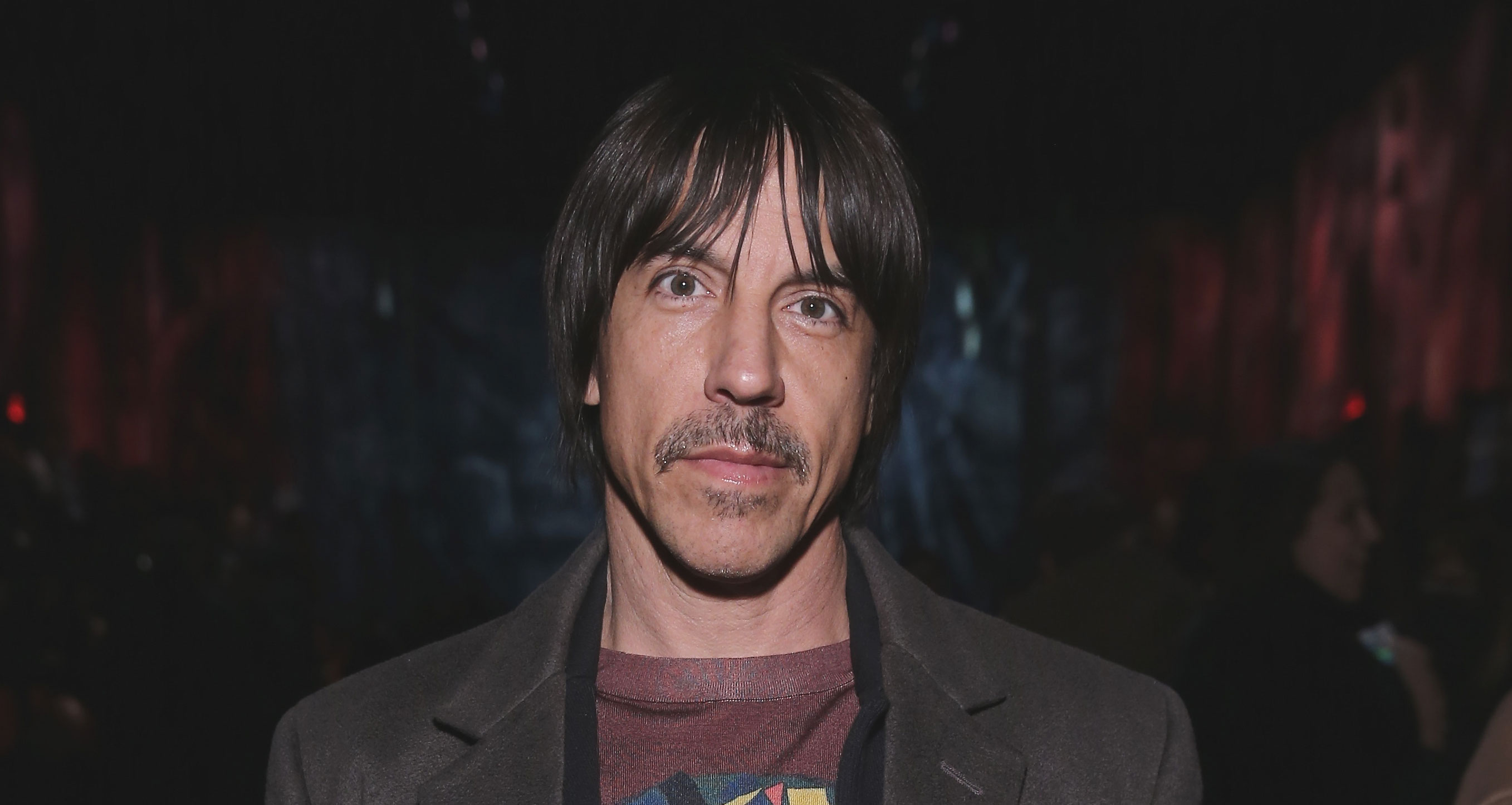 Red Hot Chili Peppers Singer Anthony Kiedis Hospitalized ...