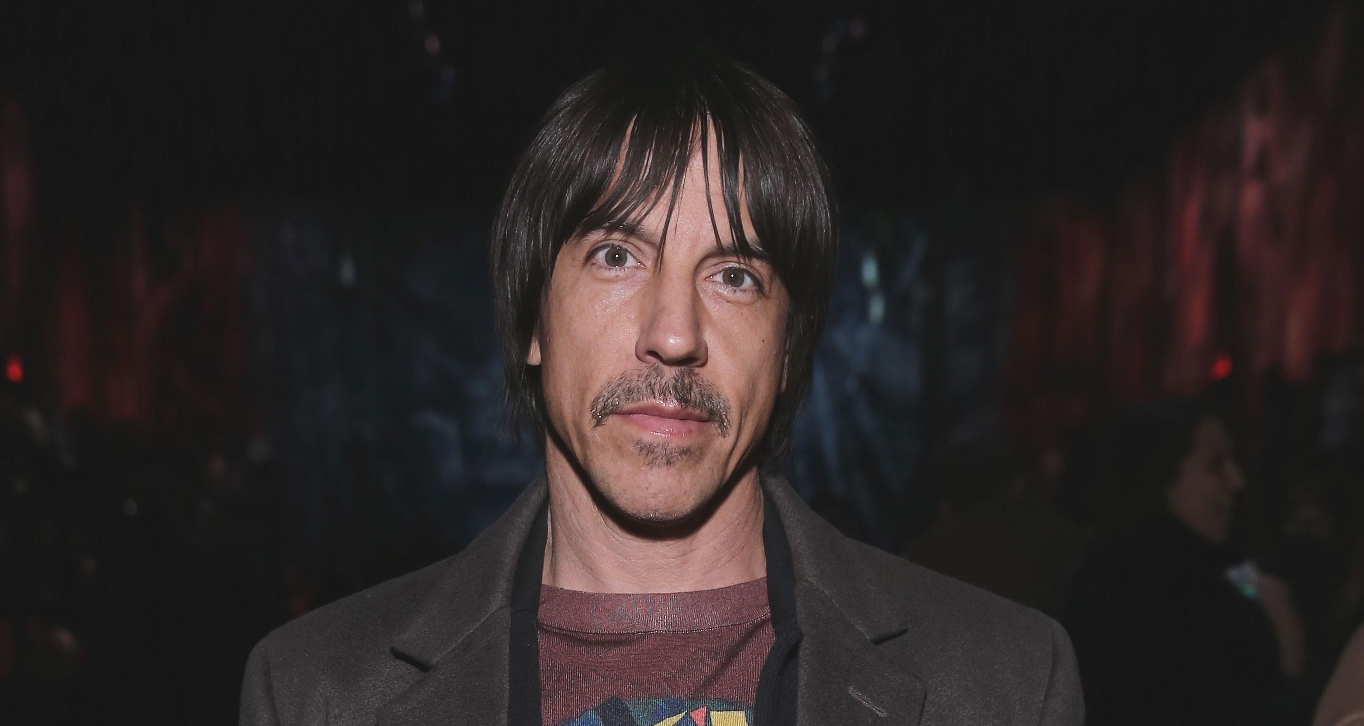 Red Hot Chili Peppers Singer Anthony Kiedis Hospitalized ...