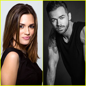 actress dating dwts pro Is nina dobrev dating dancing with the stars pro derek hough a new report claims the vampire diaries starlet is romancing her friend julianne's brot.