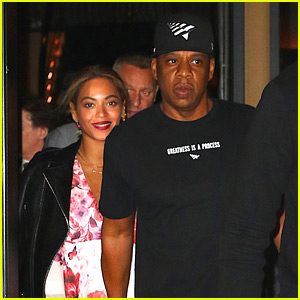 Beyonce & Jay Z Step Out for Date Night in New York City!