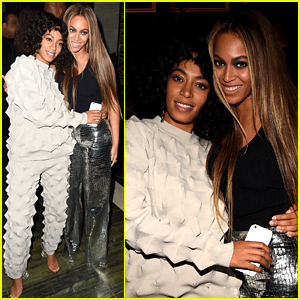 Beyonce & Solange Knowles Switch Up Outfits for Met Gala After Party 2016!