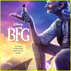 New Poster & Trailer For 'The BFG' Debuts After Cannes Premiere