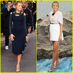 Blake Lively Says Woody Allen Is 'Empowering To Women'