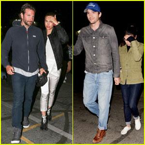 Bradley Cooper & Irina Shayk Couple Up for Beyonce Concert!