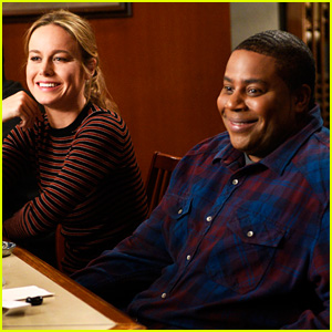 Brie Larson Does Her 'SNL' Promos in a Sushi Restaurant - Watch Now!