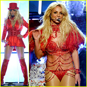 Britney Spears' Billboard Music Awards 2016 Performance Video - WATCH NOW!
