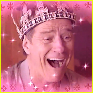 Bryan Cranston Spoofs 'My Super Sweet 16' in Epic Jimmy Kimmel Sketch!