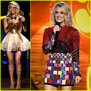 Carrie Underwood's American Country Countdown Awards 2016 Performance Video - Watch Now!