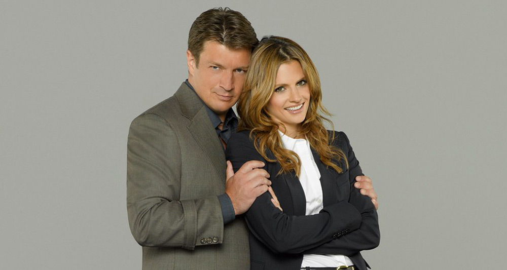 castle stars dating Dish nation - entertaining entertainment news 'castle' star nathan fillion 'had nightmares fast friends and it was even rumored they were dating.