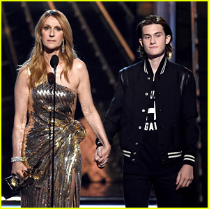Celine Dion's Son Rene-Charles Presents Her with Icon Award at Billboard Music Awards 2016 (Video)