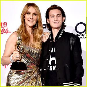 Celine Dion Talks About Rene-Charles' Billboard Surprise