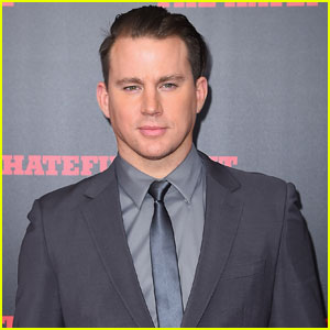 Channing Tatum Announces 'Magic Mike Live' Show in Vegas!