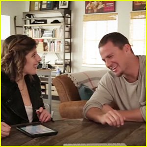 Young Journalist with Autism Interviews Channing Tatum in Amazing Video - Watch Now!