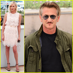 Charlize Theron & Ex Sean Penn Debut 'The Last Face' In Cannes, Respond to Negative Reviews