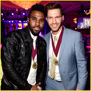Jason Derulo & Andy Grammer Honored at BMI Pop Awards 2016