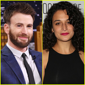 Chris Evans & Jenny Slate: New Couple Alert? (Report)