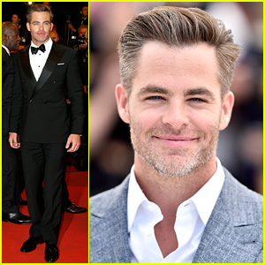 Chris Pine Brings 'Hell or High Water' to Cannes 2016!