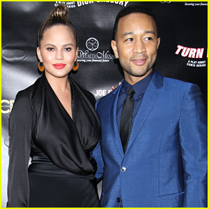 Chrissy Teigen Shares Video of Baby Luna Wiggling to John Legend's Music!