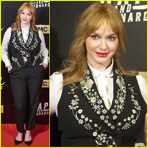 Christina Hendricks Brings 'Hap And Leonard' To Madrid!