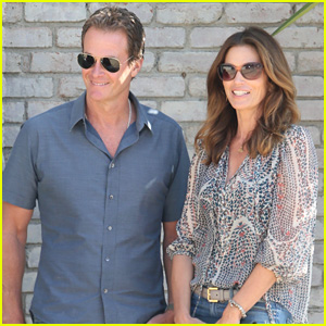 Cindy Crawford Says Her Husband's Tequila Is Good For Their Sex Life!