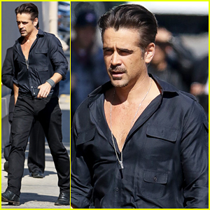 Colin Farrell Gained 40 Pounds For 'The Lobster'