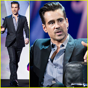 Colin Farrell Says Finding Someone Is 'One Of The Most Beautiful Potentials We Have'