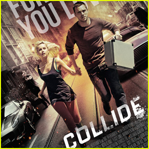 Nicholas Hoult Saves the Day in New 'Collide' Trailer - Watch Now!