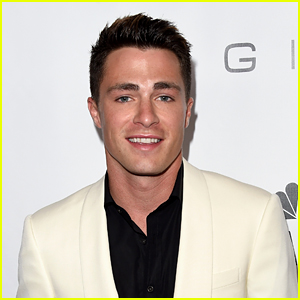 Colton Haynes Officially Comes Out as Gay